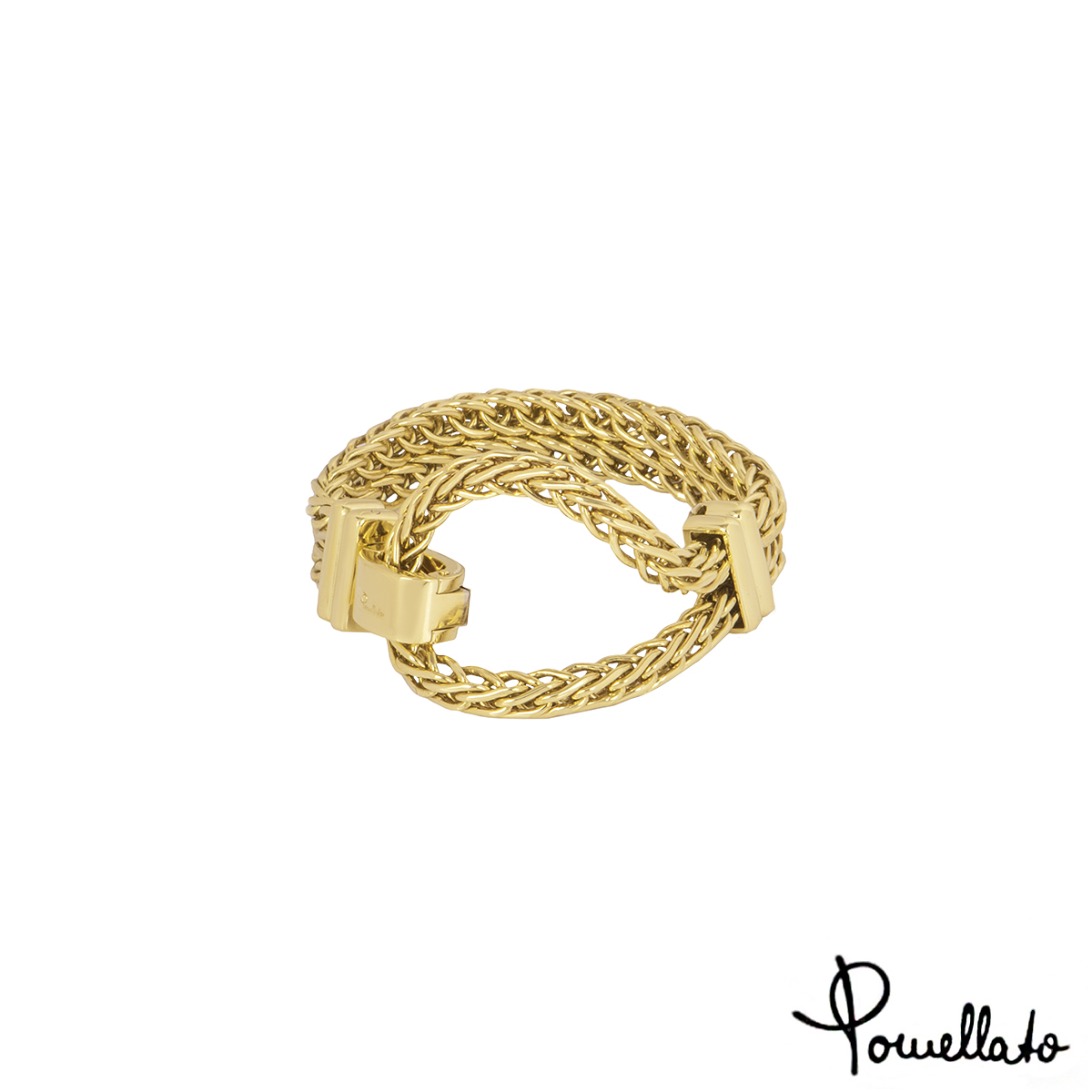 Pomellato Yellow Gold Suite